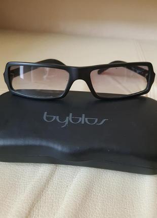 Солнцезащитные очки byblos италия оригинал
