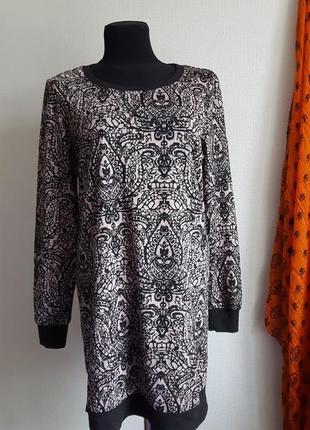 Свободное платье- туника от george