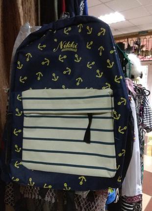 Спортивный новый рюкзак вместительный