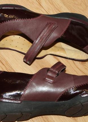 Туфли clarks, размер 41