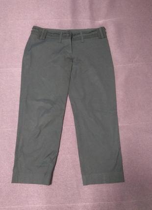 Черные классические офисные брюки