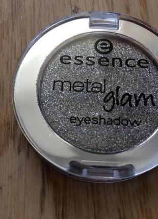 Тени для век essence metal glam