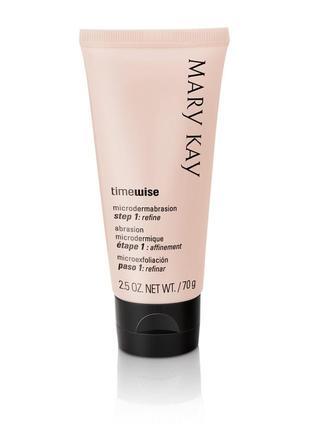 Скраб для глубокого очищения кожи лица mary kay