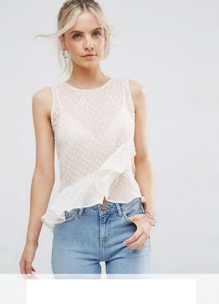 Красивая блуза размер s