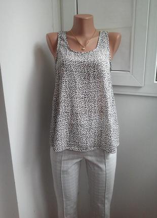 Летняя блуза-майка atmosphere