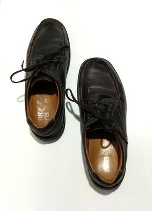 Супер легкие, качественные, кожаные туфли ara