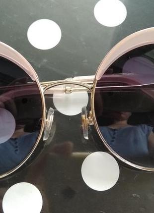 """Стильные """"розовые"""" очки :)"""