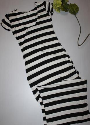 Платье в пол размер м
