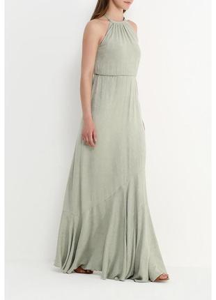 Нежное макси-платье asos
