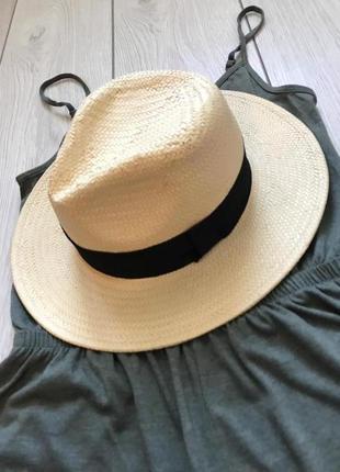 Летняя шляпа h&m