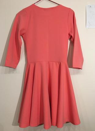Нежное платье boohoo3 фото