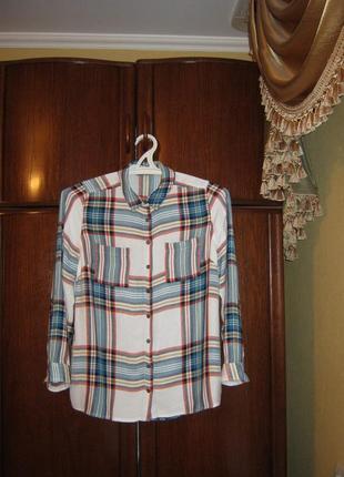 Рубашка tu, 100% вискоза, размер 14