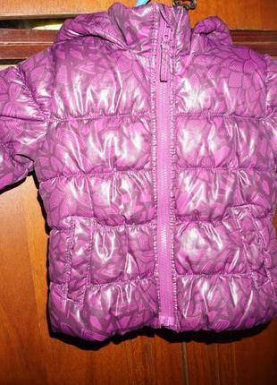 Куртка демисезон, весна/осень, 74см, mexx