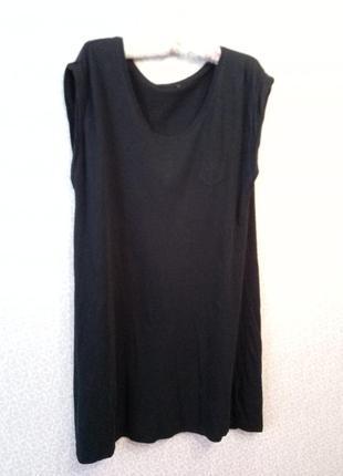 Легкое платье котон