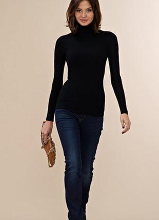 Узкие брендовые джинсы authentic  denim
