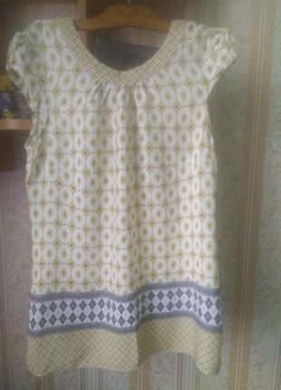 Летняя блузка женская