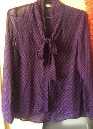 Воздушная блуза tu