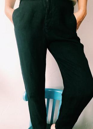 Льняные брюки diesel оригинал!