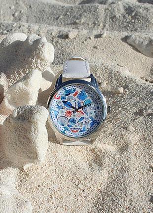 Наручные часы с морской тематикой
