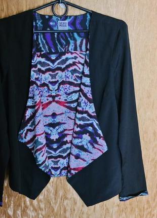 Шифоновый пиджак , накидка , блейзер от vero moda