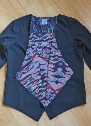 Шифоновый пиджак , накидка , блейзер от vero moda2 фото