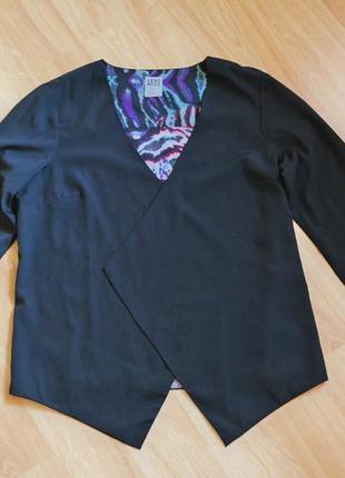 Шифоновый пиджак , накидка , блейзер от vero moda4 фото