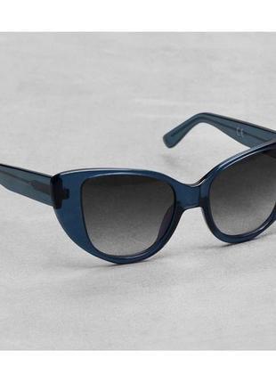 Стильные очки кошачий глаз & other stories # очки-кошки