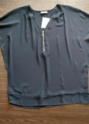 Блуза свободного кроя от yessica