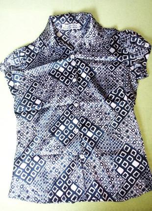 Классная летняя блузка