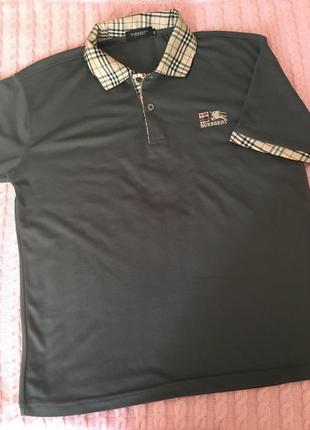 Стильная футболка поло