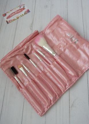 Профессиональный набор кистей для макияжа 7 штук lily
