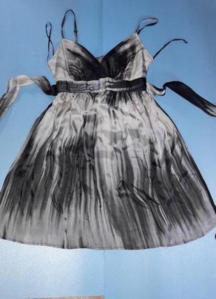 Легчайшее платье сарафан л\м