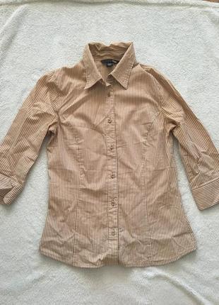 Рубашка в полоску,h&m