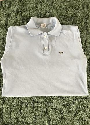 Суперская футболка lacoste,оригинал!!!