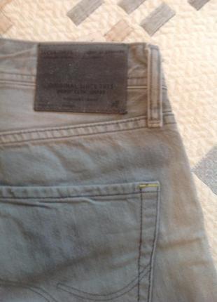 Брендовые джинсы-рванки. италия. jack&jones3 фото