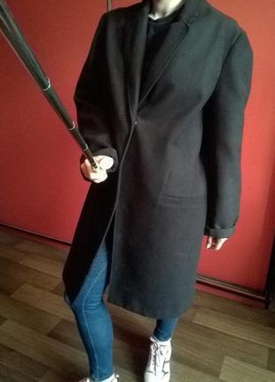 Трендовое бойфренд пальто,пальто кокон