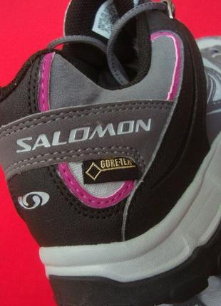 Кроссовки salomon gore-tex оригинал 38 размер