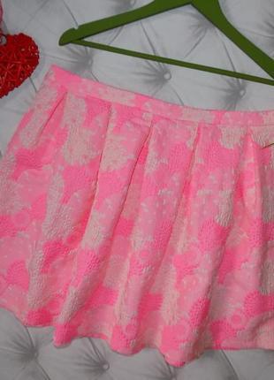 Нарядная плотная юбка от asos, 18 р-ра1