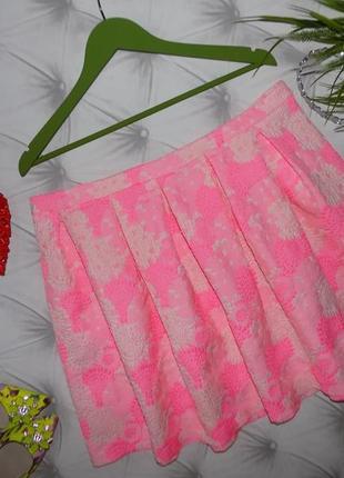 Нарядная плотная юбка от asos, 18 р-ра2