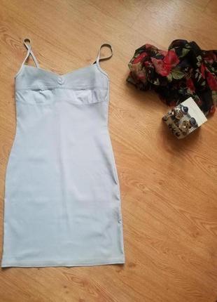 Коротке літнє плаття