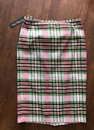 Дизайнерская юбка карандаш