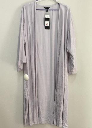 Накидка-кимоно new look 100%вискоза!