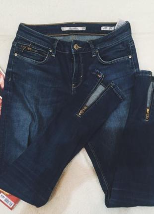 Узкие джинсы zara зара