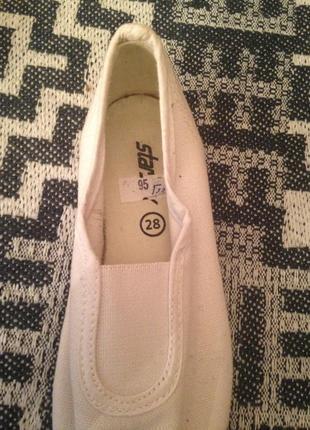Текстильні чешки, туфлі starsax