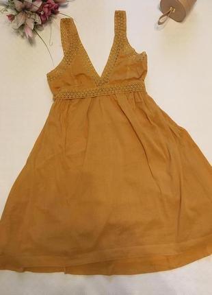 Платье миди с-м