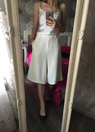 Модные юбка-шорты