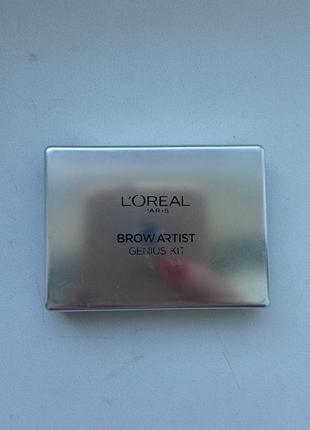 Продам тени для бровей loreal