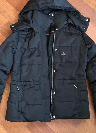 Куртка зимняя adidas 36 размер
