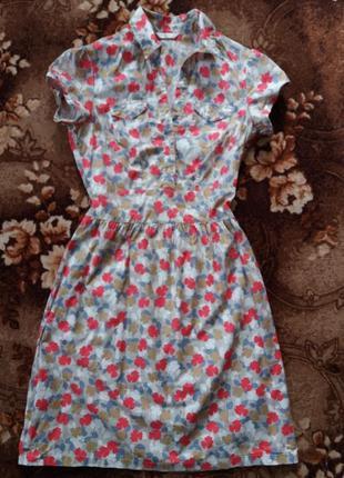 Класне плаття з натуральної тканини на літо
