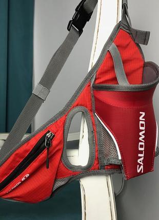 Спортивная сумка для бега, пояс для бега.
